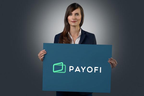 Sample branding #2 for Payofi