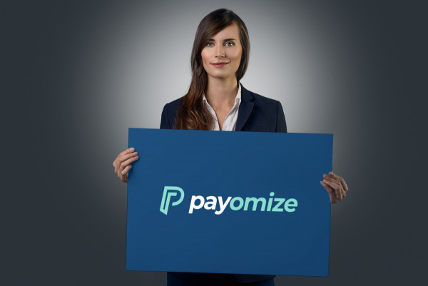 Sample branding #3 for Payomize