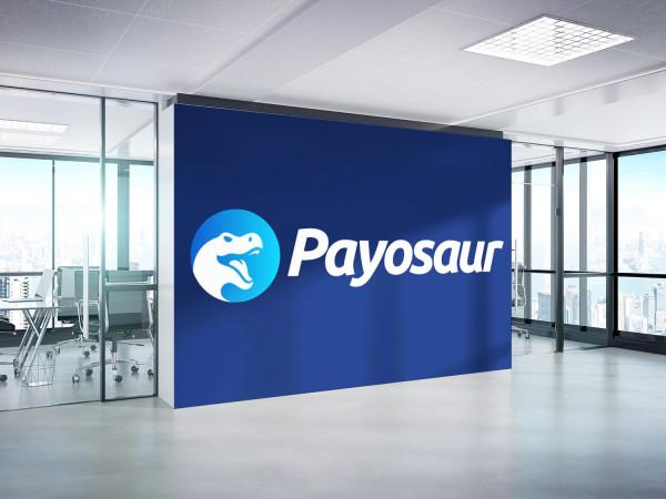 Sample branding #2 for Payosaur