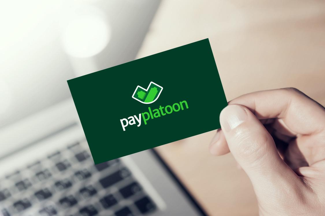 Sample branding #2 for Payplatoon