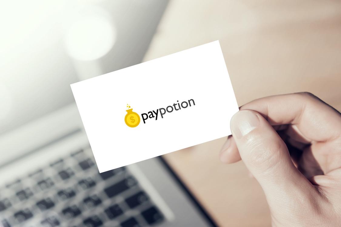 Sample branding #3 for Paypotion