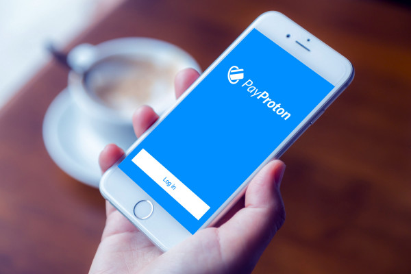 Sample branding #2 for Payproton