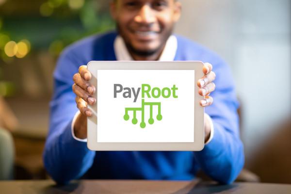 Sample branding #1 for Payroot