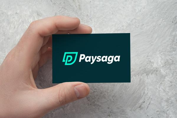 Sample branding #1 for Paysaga