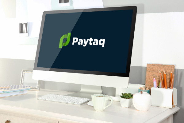 Sample branding #1 for Paytaq