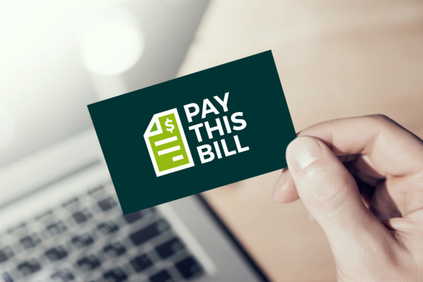 Sample branding #3 for Paythisbill