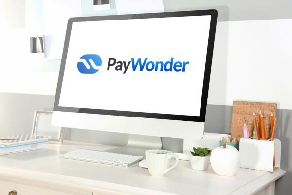 Sample branding #2 for Paywonder