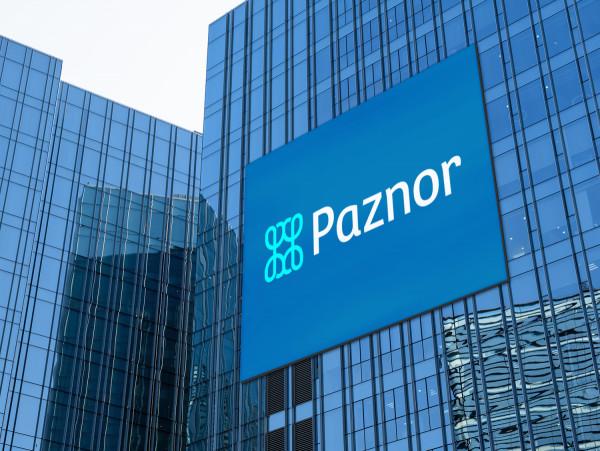 Sample branding #1 for Paznor