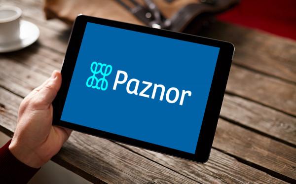 Sample branding #3 for Paznor