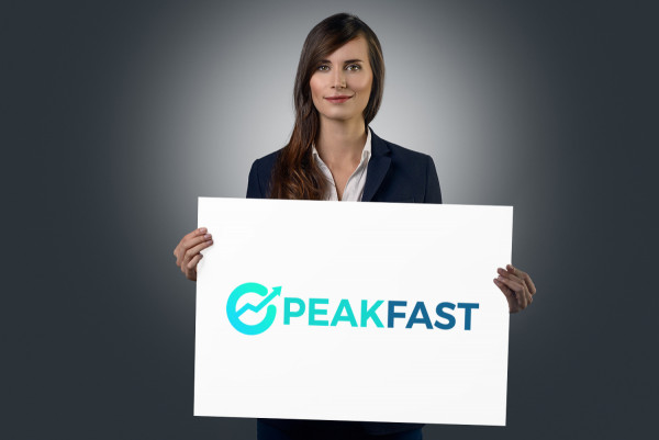 Sample branding #1 for Peakfast
