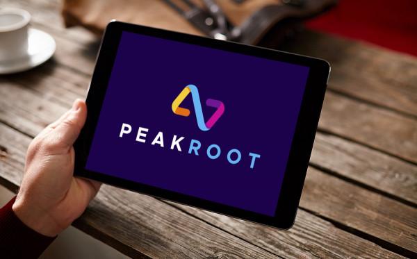 Sample branding #2 for Peakroot