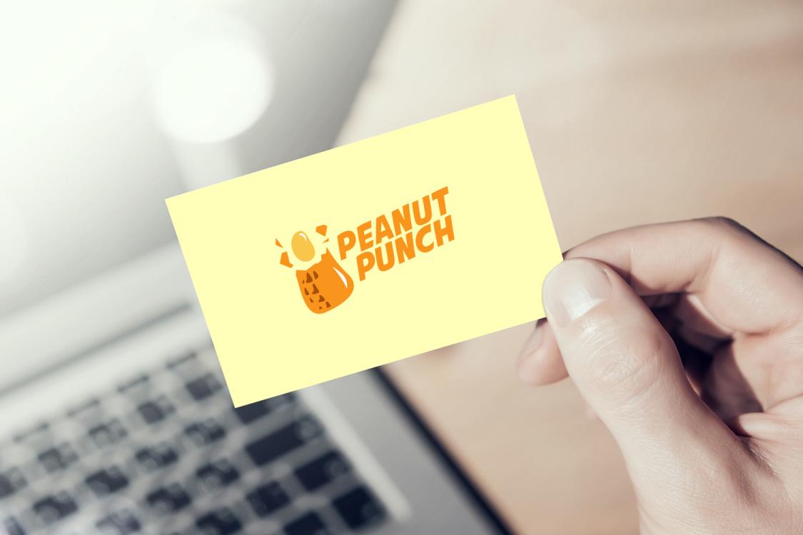 Sample branding #3 for Peanutpunch