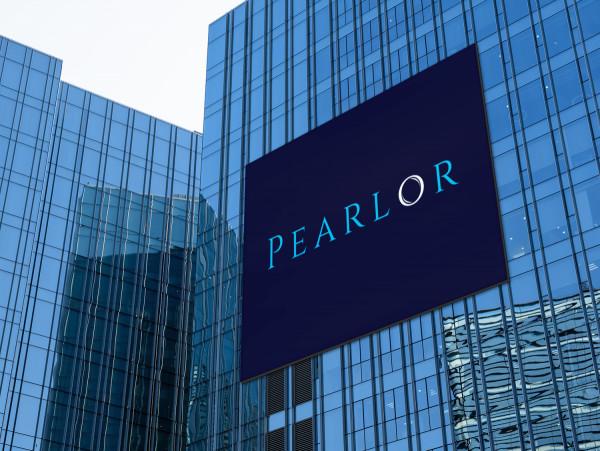 Sample branding #2 for Pearlor