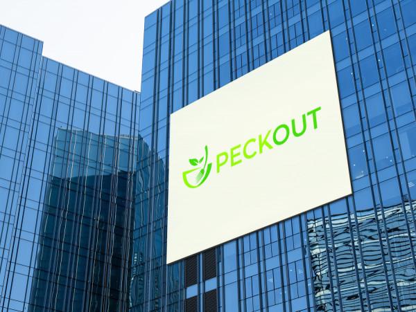 Sample branding #1 for Peckout