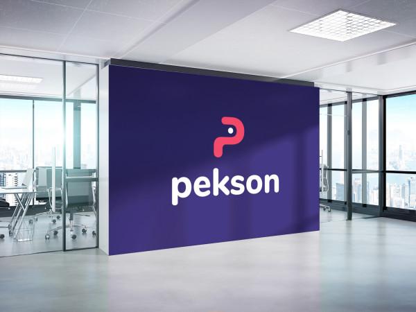 Sample branding #1 for Pekson