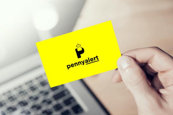 Sample branding #2 for Pennyalert