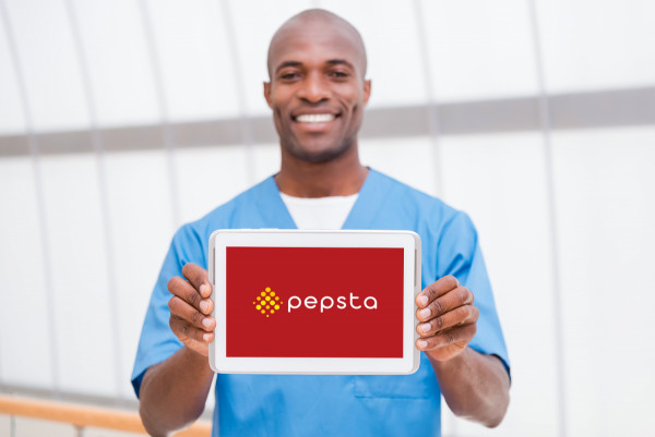 Sample branding #1 for Pepsta