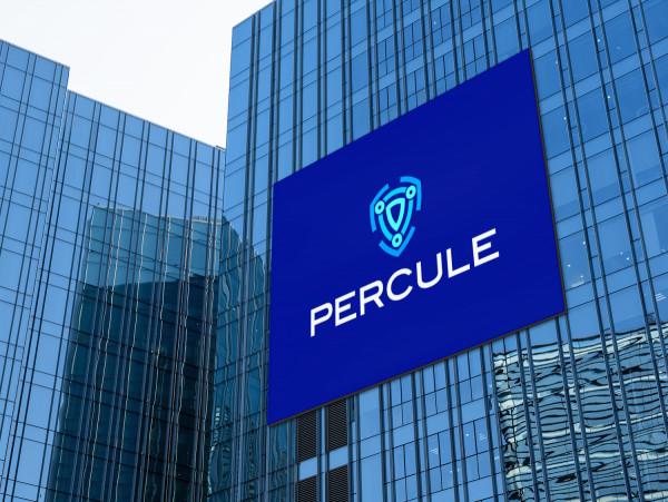 Sample branding #2 for Percule