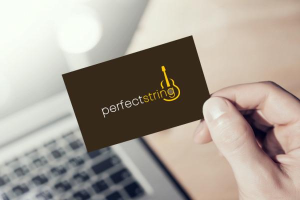 Sample branding #1 for Perfectstring