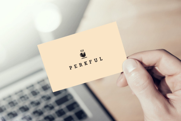 Sample branding #1 for Perkful