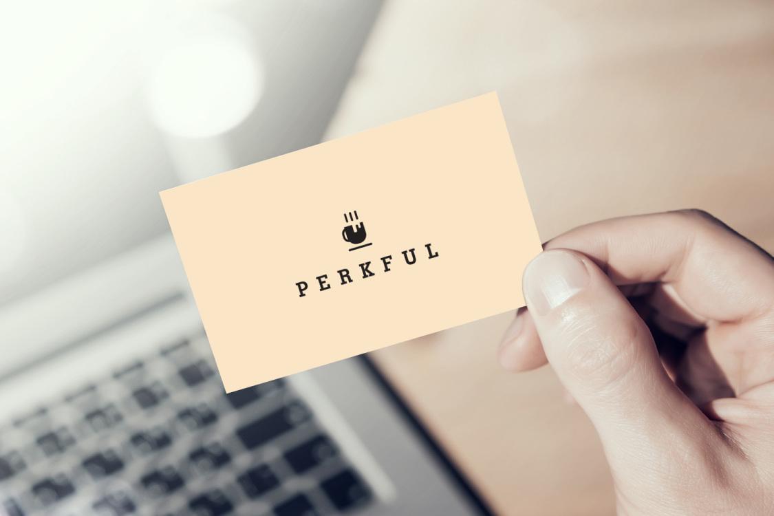 Sample branding #3 for Perkful