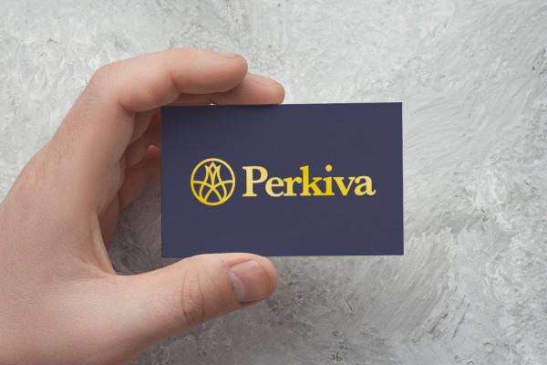Sample branding #2 for Perkiva