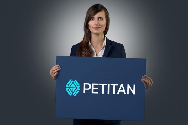 Sample branding #2 for Petitan