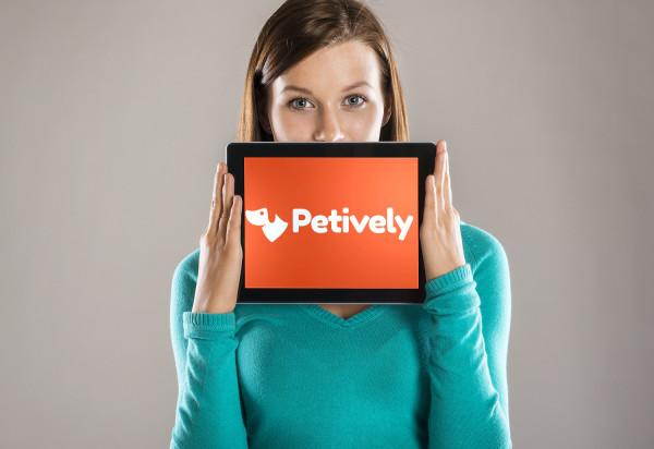 Sample branding #1 for Petively
