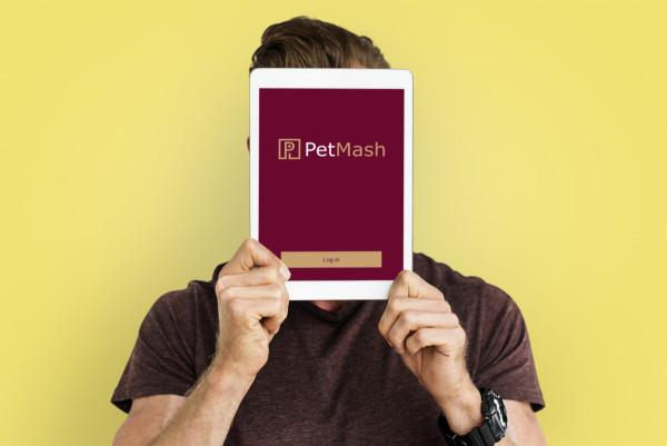 Sample branding #2 for Petmash