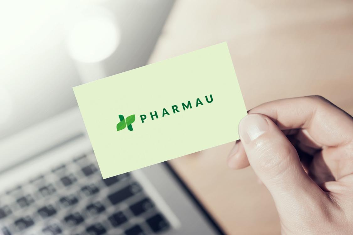 Sample branding #2 for Pharmau
