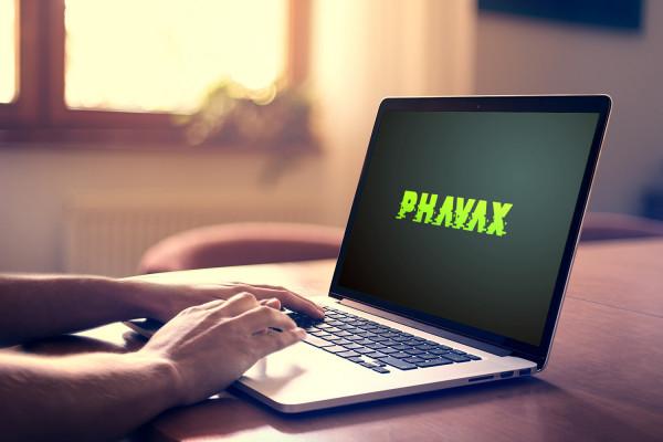 Sample branding #1 for Phavax
