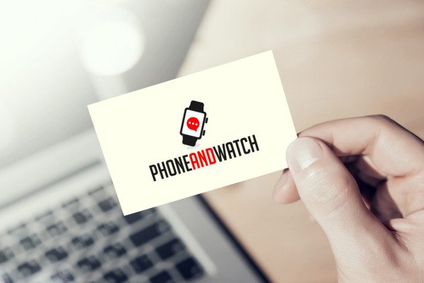Sample branding #1 for Phoneandwatch