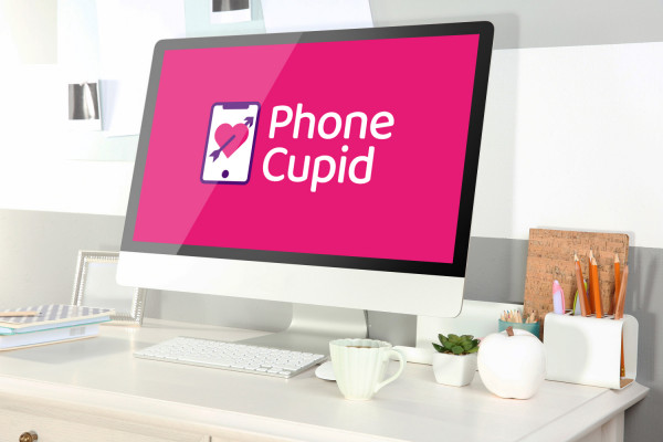 Sample branding #2 for Phonecupid