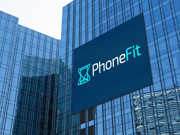 Sample branding #2 for Phonefit
