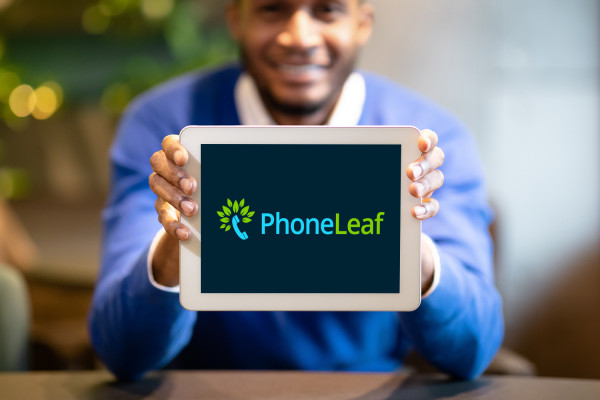 Sample branding #2 for Phoneleaf