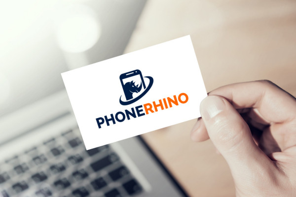 Sample branding #2 for Phonerhino