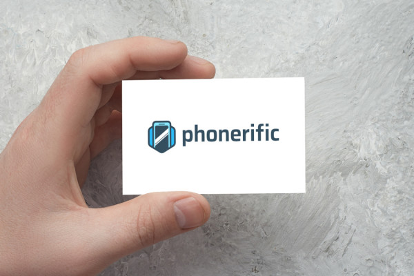 Sample branding #3 for Phonerific