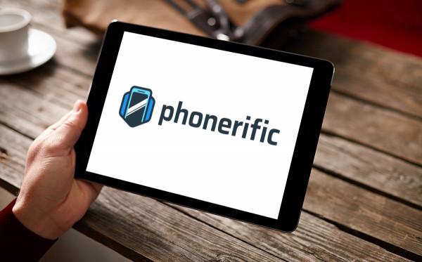 Sample branding #2 for Phonerific