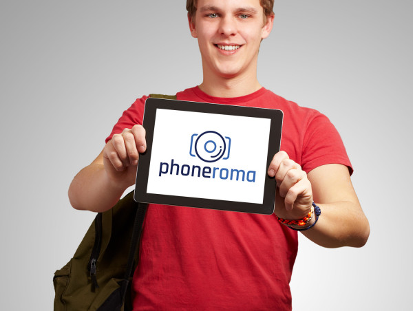 Sample branding #2 for Phoneroma