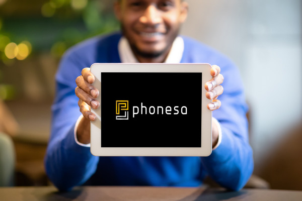 Sample branding #2 for Phonesa