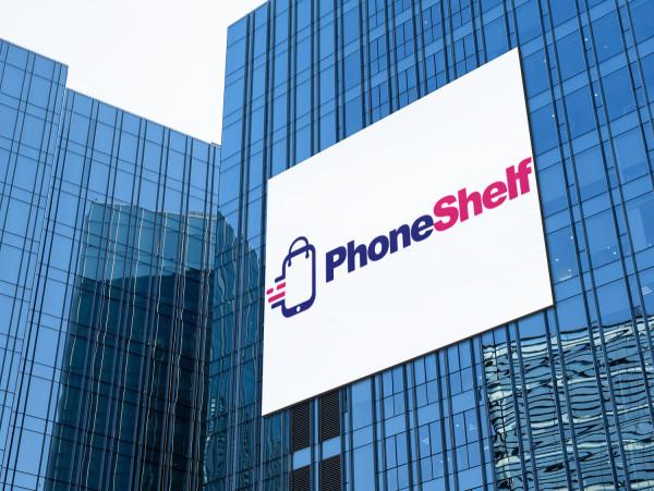 Sample branding #3 for Phoneshelf