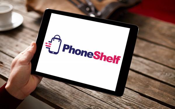 Sample branding #1 for Phoneshelf