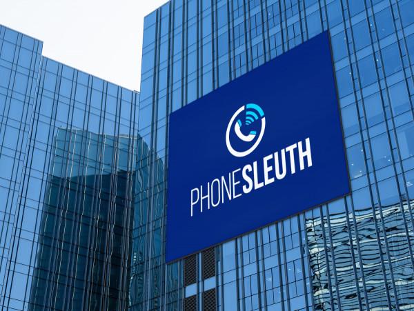 Sample branding #2 for Phonesleuth