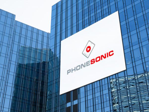 Sample branding #1 for Phonesonic