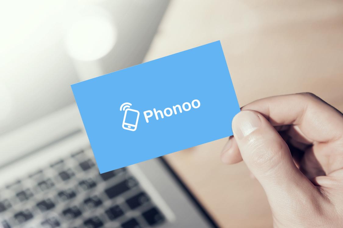 Sample branding #3 for Phonoo