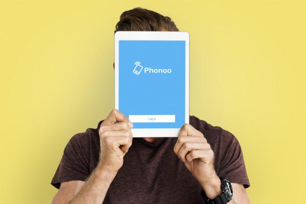 Sample branding #1 for Phonoo