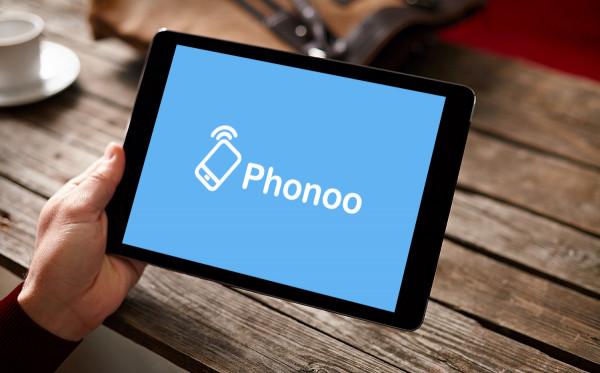 Sample branding #2 for Phonoo