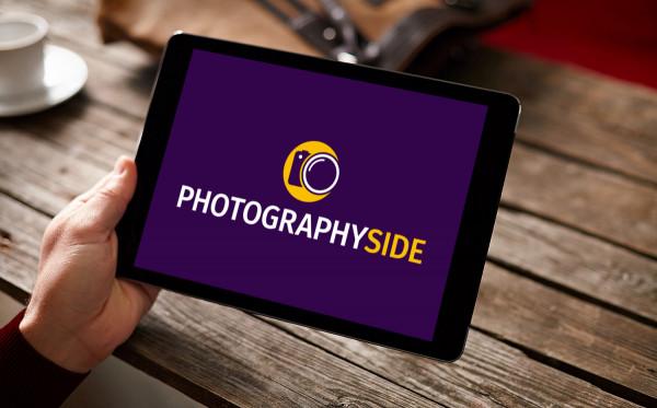Sample branding #1 for Photographyside