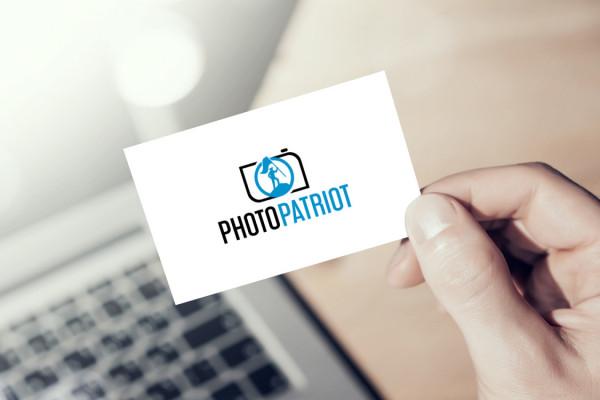Sample branding #2 for Photopatriot