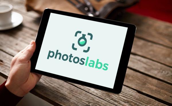 Sample branding #3 for Photoslabs